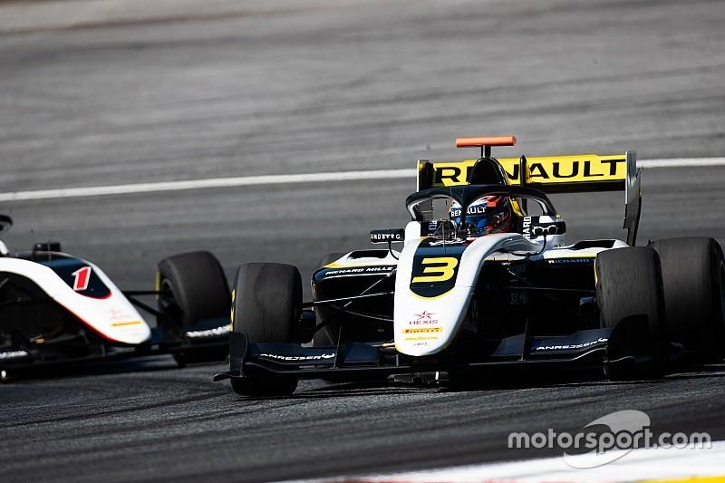 F3, Austria: cancellati i tempi di Lundgaard e Beckmann al termine delle qualifiche