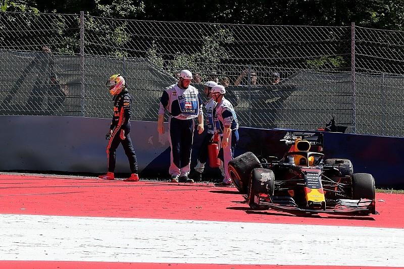 Verstappen a commis en F1 des erreurs que d'autres font en F2