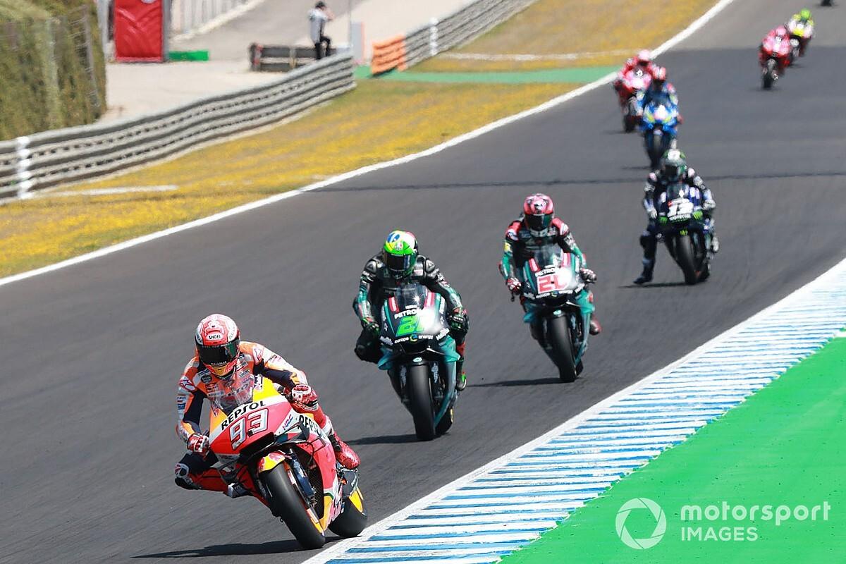 MotoGP проведет больше половины гонок в Испании
