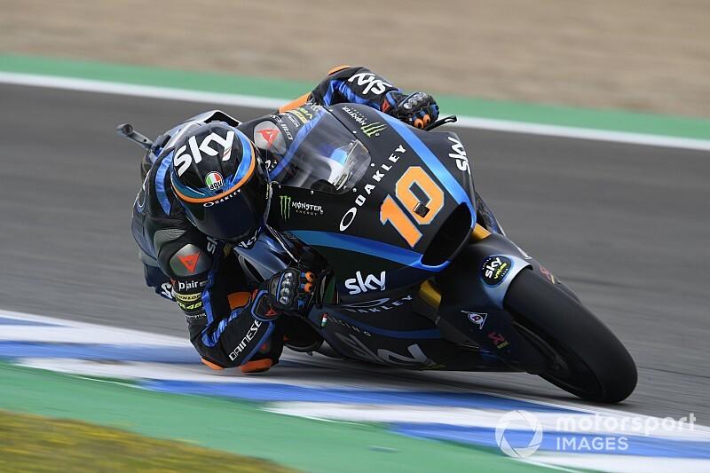 Moto2, Motegi: Marini rahat şekilde pole'de