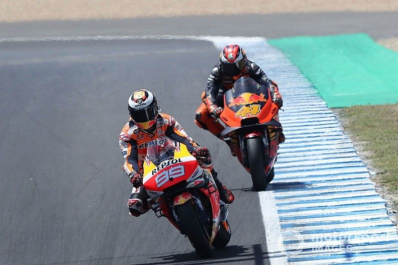 Espargaro: Lorenzo defeat down to misread pitboard
