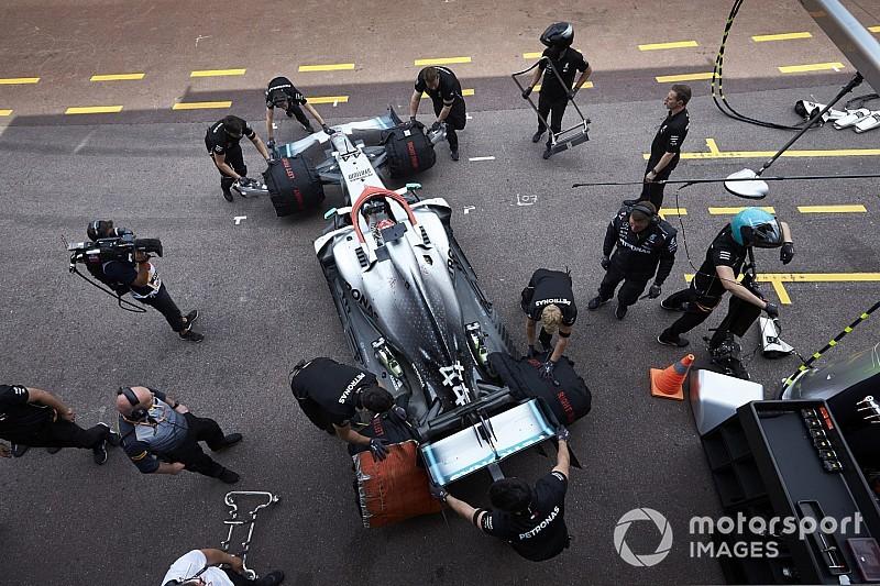 Mercedes odnosi sukcesy dzięki dobrej filozofii rozwoju
