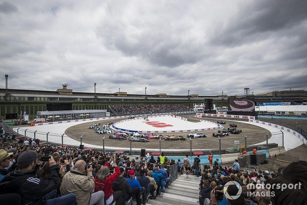 Six courses en neuf jours pour conclure la saison à Berlin!