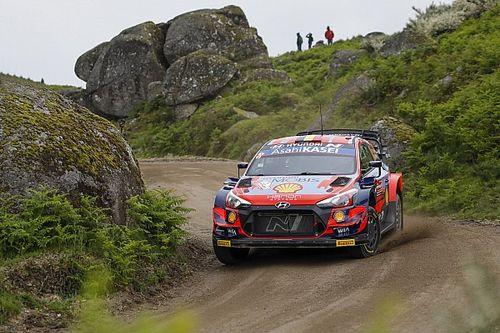 WRC, Rally Portogallo, PS18: Neuville fa le prove per la PS20