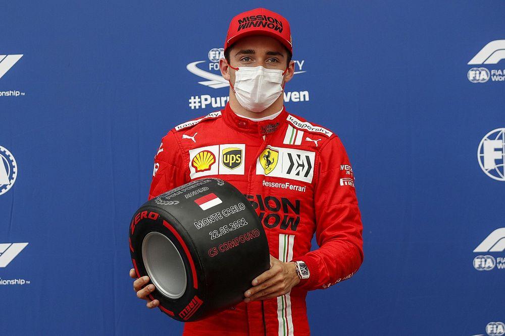 F1: Confira como ficou grid de largada do GP de Mônaco, com pole de Leclerc