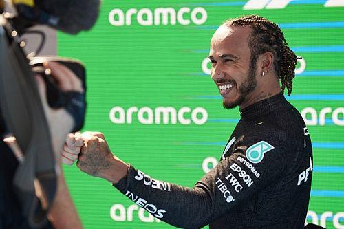 F1: Após marca de 100 poles, veja como números de Hamilton se comparam a outros campeões