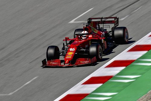"""Leclerc: """"Gara perfetta. Per ora meno podi ma siamo più forti"""""""