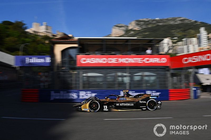 Monako E-Prix sıralama turları: Da Costa 0.012 saniye farkla pole pozisyonunda