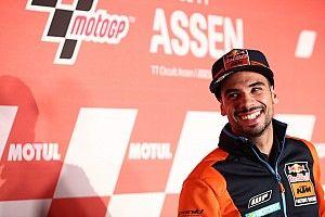 Miguel Oliveira confirme qu'il sera bien chez KTM en 2022
