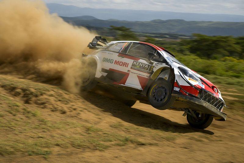 WRC, Rally Safari, PS1: Ogier di un soffio su Rovanpera