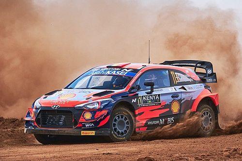 Safari WRC: Neuville leads Katsuta as drama strikes Rovanpera