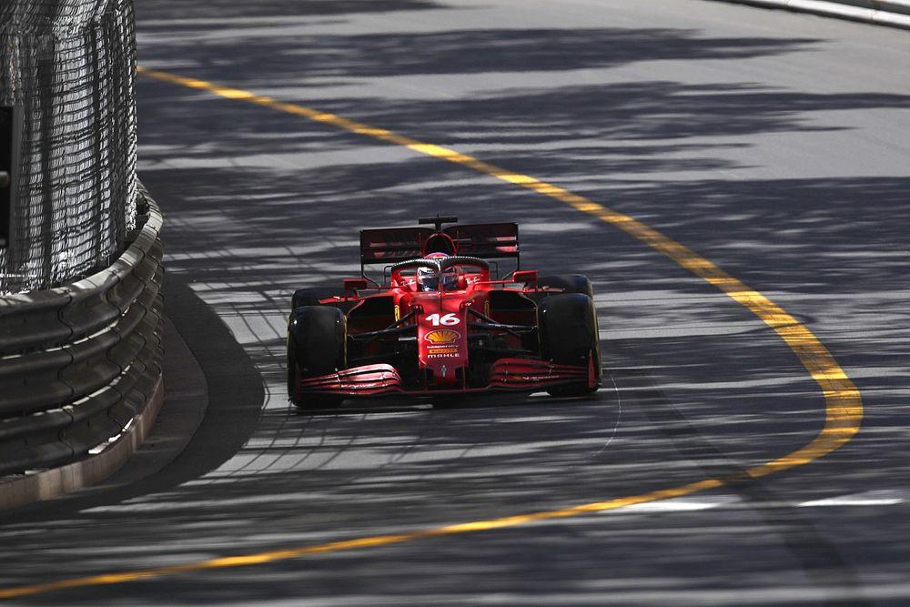 QUINTA-LIVRE AO VIVO: Ferrari termina como a mais rápida do dia da F1 em Mônaco