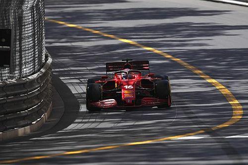 F1 Monaco GP: Leclerc heads Sainz for Ferrari 1-2 in FP2