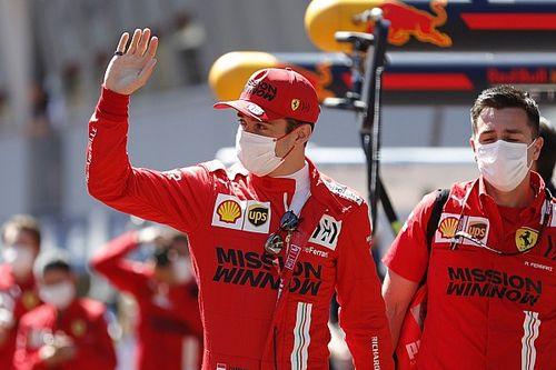 """フェラーリのルクレール、母国モナコ初日で首位「信じるには""""良すぎる""""結果……予選まで待ってみよう」"""