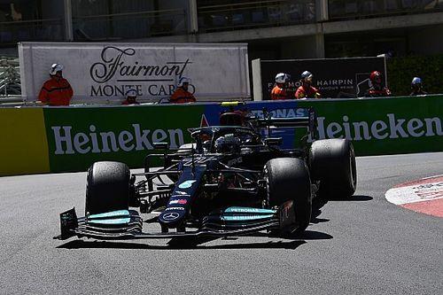 """Bottas: """"Ferrari veloci, io non ho feeling con l'anteriore"""""""