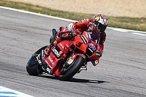 MotoGP: Jerez è Rossa Ducati, Miller guida la doppietta!
