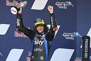 Bezzecchi Berharap Konsisten Setelah Podium Jerez