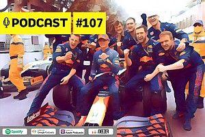 Podcast #107: O que a liderança inédita de Verstappen representa na F1?