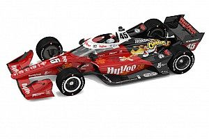 Ferrucci returns to Detroit, where he made his IndyCar debut