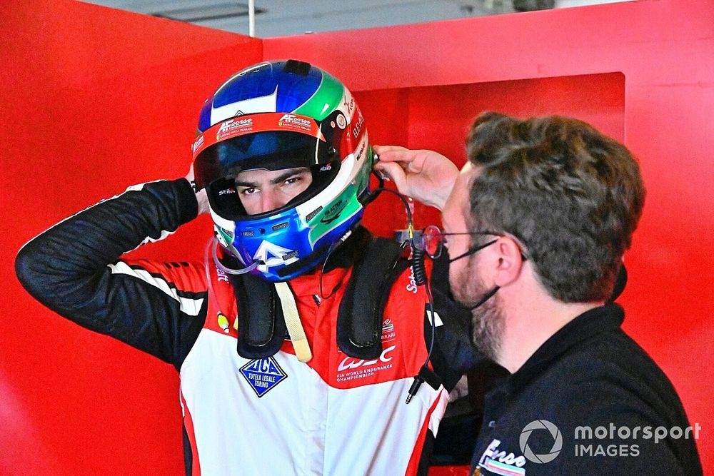 ELMS: Rovera scalpita per il doppio round a Monza su Ferrari