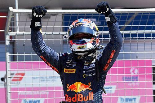 F3: Hauger vence corrida 1 na Áustria após largar da 12ª posição; Fittipaldi é 4º após punições no grid