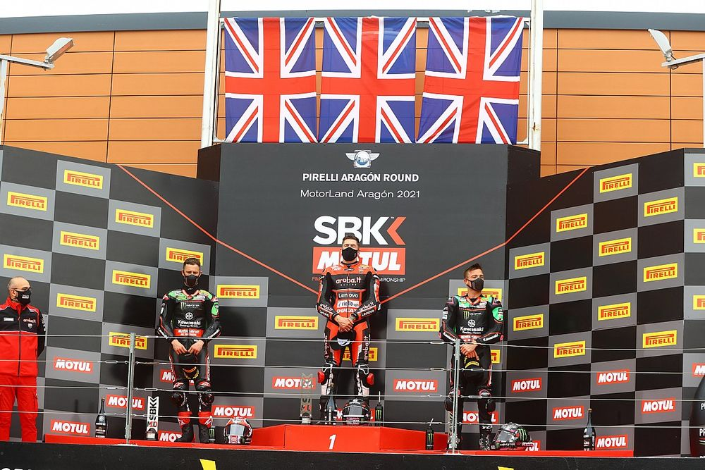 Is WSBK's era of British domination coming to a close?