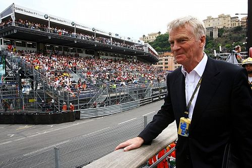 Life after the scandal: Max Mosley, interviewed in 2008