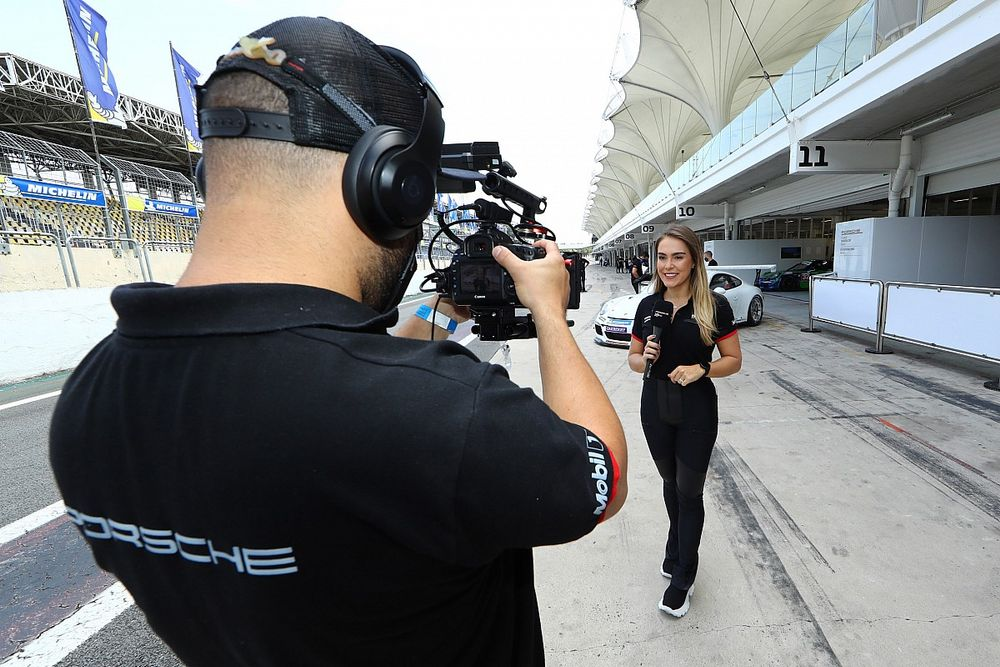 Motorsport.TV leva Porsche Cup para o mundo com transmissão em inglês para 56 milhões pessoas