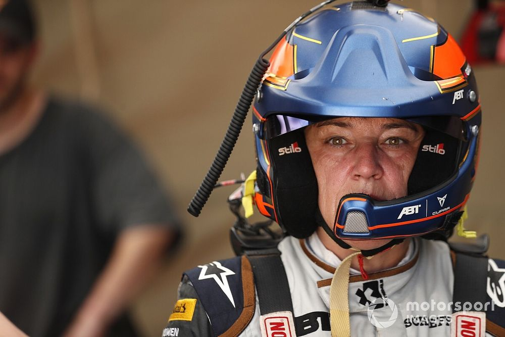 Abt driver Hurtgen out of Senegal XE round with virus, Kleinschmidt to sub in