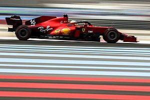 """Leclerc: """"Ferrari migliorata molto rispetto alle Libere 1"""""""
