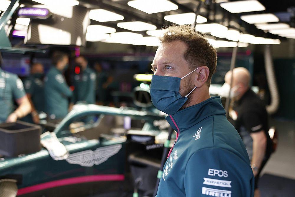 Vettel nie pomagał zespołowi