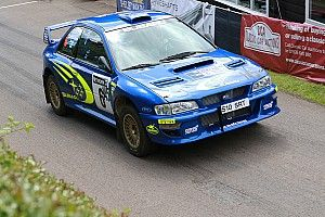 Burns' 2001 WRC title to be celebrated at Shelsley Walsh Classic Nostalgia event
