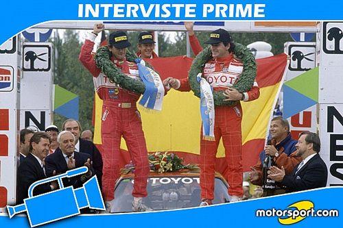"""Moya: """"Dovevo essere medico, sono diventato Campione WRC"""""""