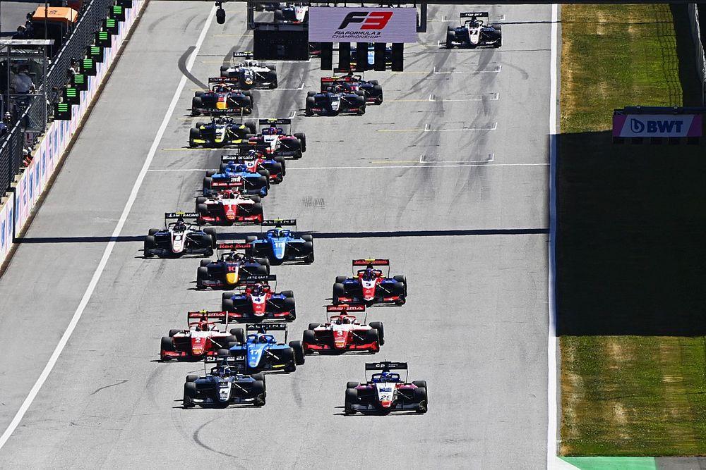 Первая гонка Ф3 в Шпильберге принесла Смоляру поул во второй