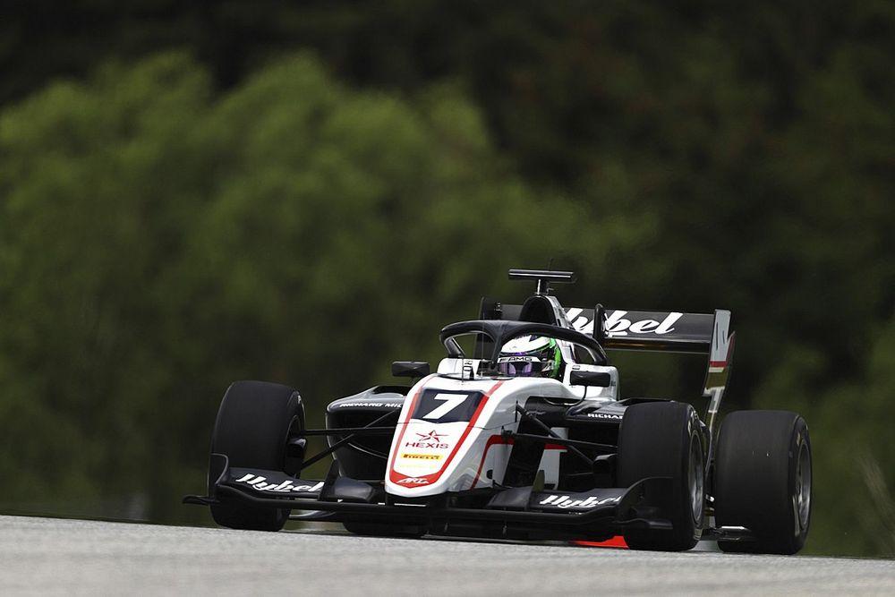F3 Avusturya: Vesti, Hauger'in önünde kazandı