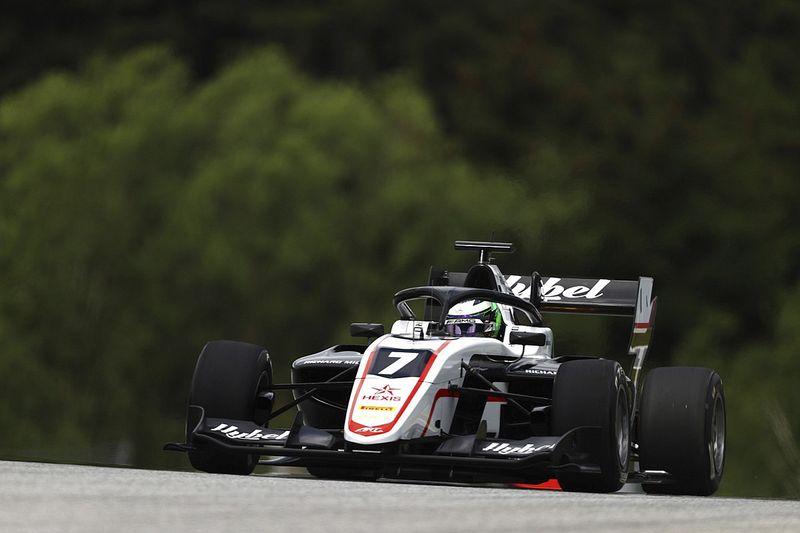 Vesti verslaat Hauger voor zege in derde F3-race op Red Bull Ring