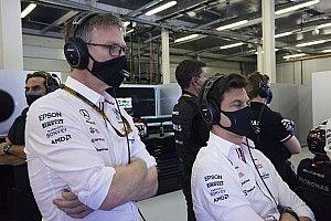 """Wolff: """"Silverstone'daki olaya saygıyla yaklaştık, kavga etmedik"""""""