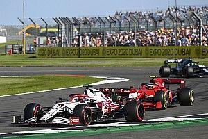 Räikkönen: Csak örülhetek a 13. rajthelynek, a cél, hogy pontot szerezzünk!