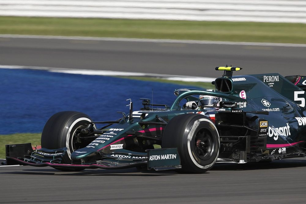 Lawrence Stroll: Vettel és Stroll nagyjából egy szinten teljesít
