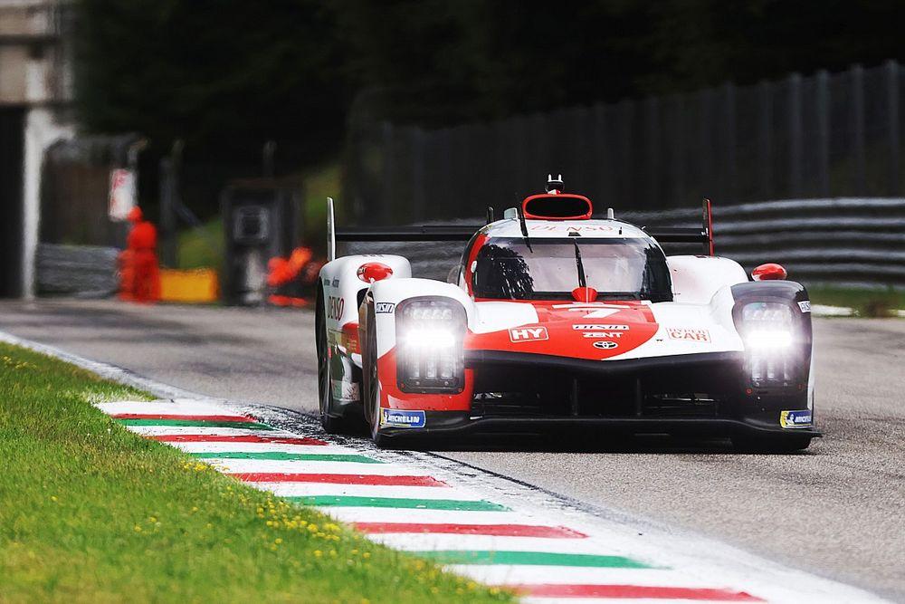 Monza WEC: Toyota, sorun yaşadığı yarışı kazanmayı başardı