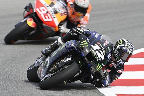 Las fotos del arranque del Gran Premio de Catalunya 2021 de MotoGP