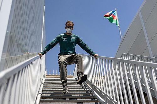 Las primeras fotos de la F1 en el GP de Azerbaiyán