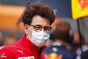 Binotto defiende la estrategia de Ferrari en Austria