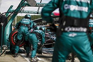 Hulkenberg, Aston Martin'in sezonun geri kalanında daha rekabetçi olabileceğini düşünmüyor