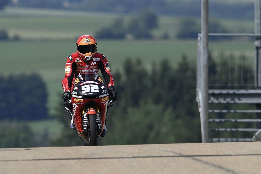 Hasil Kualifikasi Moto3 Belanda: Alcoba Pole, Andi Gilang P24