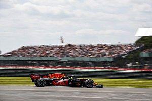 英国大奖赛FP1:维斯塔潘高居头名,优势多达0.7秒