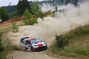 WRC Estonia: Rovanpera cierra el viernes al frente