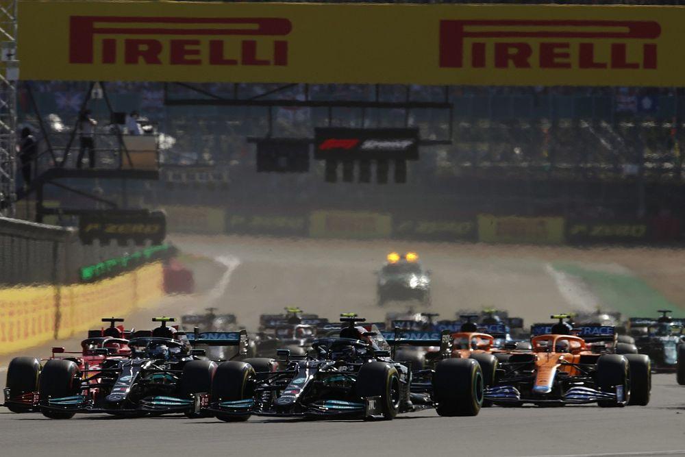 Fórmula 1 quiere el doble de carreras sprint para el 2022
