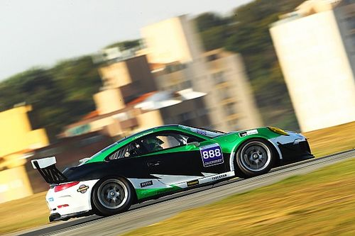 Porsche Cup: Khayam Ghazzaoui estreia na categoria