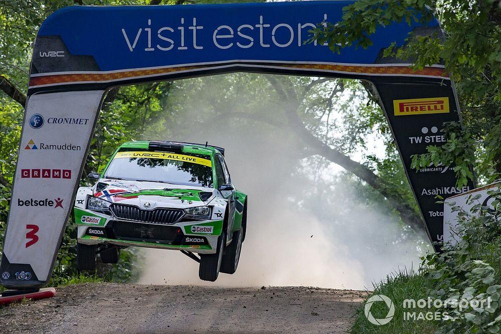Podium Utama WRC2 Reli Estonia, Mikkelsen Akhiri Penantian